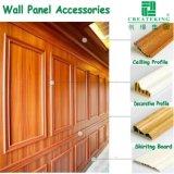 Художественное оформление Wood-Coated качества панели потолка
