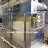 Circulação de ar quente de partículas forno de secagem - CT-C Estufa de ar quente