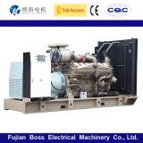 60Hz 800kw 1000kVA Wassererkühlung-leises schalldichtes angeschalten durch Cummins- Enginedieselgenerator-Set-Diesel Genset