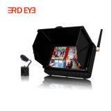 precio de fábrica 5,8 Ghz 16 chs Wireless Mini Cámara CCTV con un bebé de 5 pulgadas Monitor DVR