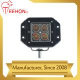 12W Blanc Rouge LED commutable Dual-Color lampe de travail arrière