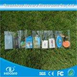 Scheda a resina epossidica di cristallo a forma di su ordinazione stampata di RFID 13.56MHz NFC