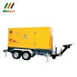 25kVA - leiser Generator des wassergekühlten Schlussteil-625kVA/elektrischer Dieselgenerator