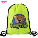 Для тяжелого режима работы и большая емкость кулиской рюкзак рекламных детей специальный мешочек