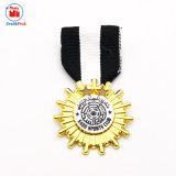 Знаки отличия спортивный клуб Gold честь медаль с подарочной коробки