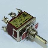 15 A 3-Way en muelle sobre el interruptor de palanca (KN3C-223)