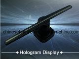 3D ventilatore olografico della visualizzazione LED che fa pubblicità alla macchina
