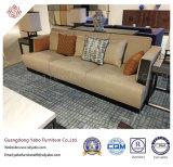 Hotel muebles personalizados con un moderno sofá de la sala (6130)