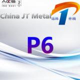 P6 de Leverancier van China van de Plaat van de Pijp van de Staaf van het Staal van het Hulpmiddel