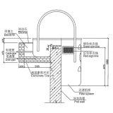 Бассейн оборудование крепится к стене интеграционных фильтр для воды