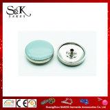 Liga de zinco metálico de Correspondência de cores do botão de encaixe para lubrificar