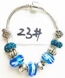 Armband Ref van de Charme DIY van vrouwen de Echte Zilveren Geplateerde Met de hand gemaakte: P 023