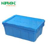 トロッコが付いているスタック可能プラスチックロジスティクスボックス容器