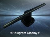 3D屋内広告のためのホログラフィックLEDのファン表示