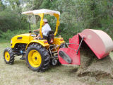 Горячая продажа Fch Цеповые косилки Collector для трактора