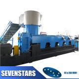 플레스틱 필름 Pelletizier 사용된 폐기물 기계 또는 알갱이로 만드는 생산 라인 재생하기
