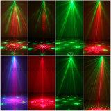 Disco-Beleuchtung RGB-Weihnachtslaser-Stadium DJ-Geräten-Licht des China-Lieferanten-LED für Tanzen Hall
