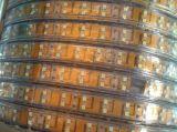 Indicatore luminoso della corda del connettore femminile e maschio IP65 LED