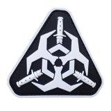 공장 공급자 패치에 최신 삼각형 디자인 자수 철