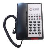 خطّ برّيّ أساسيّة فندق هاتف لأنّ [كتومرس] غرفة أو [رسبأيشن دسك] [أم] إشارة