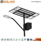 La certificación ISO 100W LED de Energía Solar de la luz de carretera