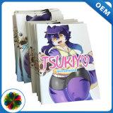 Impressão a Cores Personalizadas Grampeada caderno de desenhos animados para crianças