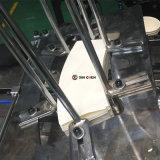 Doble ultrasónico especial de máquina de fabricación de vasos de papel recubierto de PE
