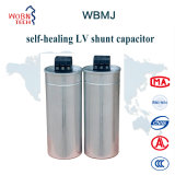 Condensatore autorigenerante dello shunt di bassa tensione di WBMJ