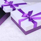Новый дизайн подарочная бумага подарочные коробки с ткань Bowknot дисплея