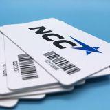 C fabricante da placa profissional cartão plástico de impressão personalizado