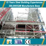 Está bien diseñado Light-Gauge la construcción de la estructura de acero
