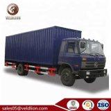 Maec Diesel 4X2 10ton camion cargo, 10 Ton Van Cargo Truck, 4X2 10t lumière Cargo Van chariot