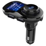 Автомобильный Bluetooth FM-передатчик с помощью автомобильного зарядного устройства Bluetooth гарнитуры