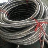 Tubo ondulato del metallo con montaggio differente