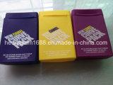 Personnaliser écologique en caoutchouc de silicone étanche Couvercle du carter de boîte à cigarettes