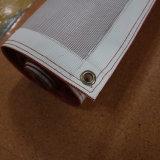 Bandiera poco costosa del tessuto di maglia del poliestere