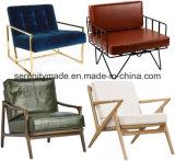 China Fornecedor Mobiliário Mobiliário Comercial Sala de Lazer Cadeira de Braço Espreguiçadeira