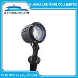 Paisaje IP65 15W Luminaria LED Lámpara de jardín (mesas de luz resistente al agua o el Pico base)