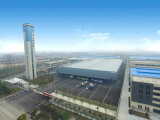 """Капсула панорамный лифт, торгового центра """"Shoppng элеватора со стороны пассажира"""