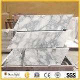 壁または床のための中国磨かれたCalacattaの白い大理石のタイル