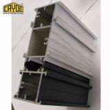 Aluminio 6063-T5 Productos de hoja de aluminio de extrusión de perfil de puerta deslizante