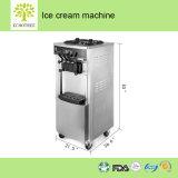 Haute qualité saveur douce Commerciale servir 3 Vending machine pour la vente de crème glacée
