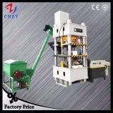 Mejor precio de 500 toneladas de mineral de la prensa hidráulica automática de lamer el bloque de sal de la máquina de prensa