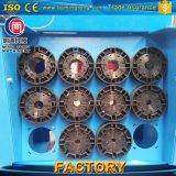 Ce 10 комплектов освобождает плашки быстро изменяет шланга AC инструмента машину автоматического гофрируя