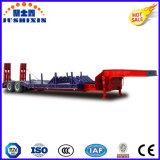 Cama Baixa extensível semi reboque/reboque do veículo de transporte da lâmina do vento