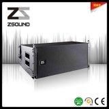 ZSound Small Bi-AMP matriz de linha ativa e passiva