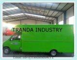 De mobiele Auto van het Voedsel voor de Vrachtwagen van het Voedsel van de Verkoop/van de Verkoop