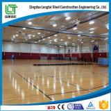 De Bouw van het Centrum van de Sporten van de Structuur van het staal