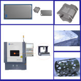 150W Precised máquina de corte de fibra a laser para corte de Hardware