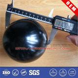 Bolas plásticas sólidas negros resistentes ULTRAVIOLETA del OEM (SWCPU-P-B077)